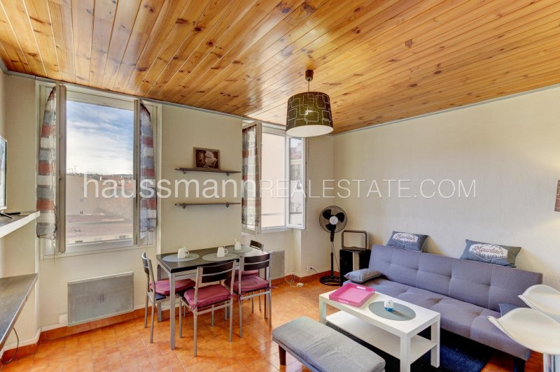 1 bedroom apartment in the center of nice