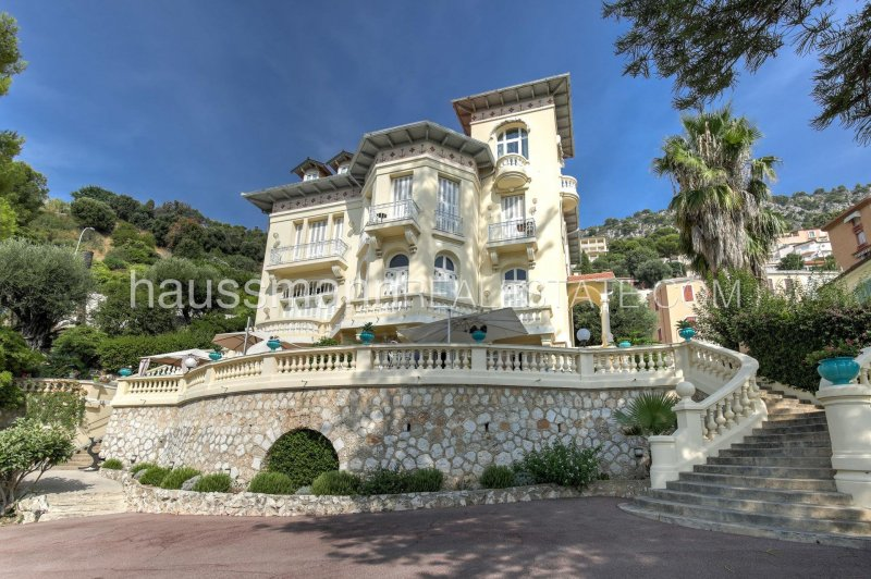 belle epoque residence with sea view