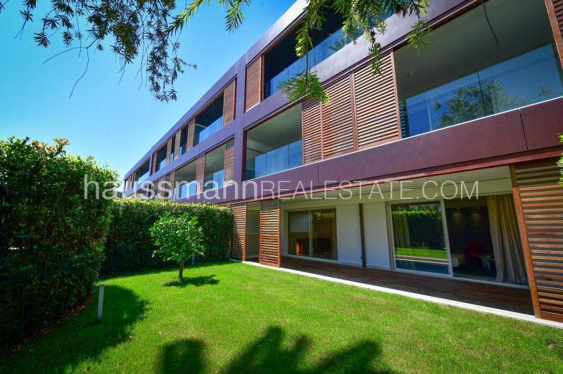 brand new brand new 2 bedrooms apartment in saint jean cap ferrat
