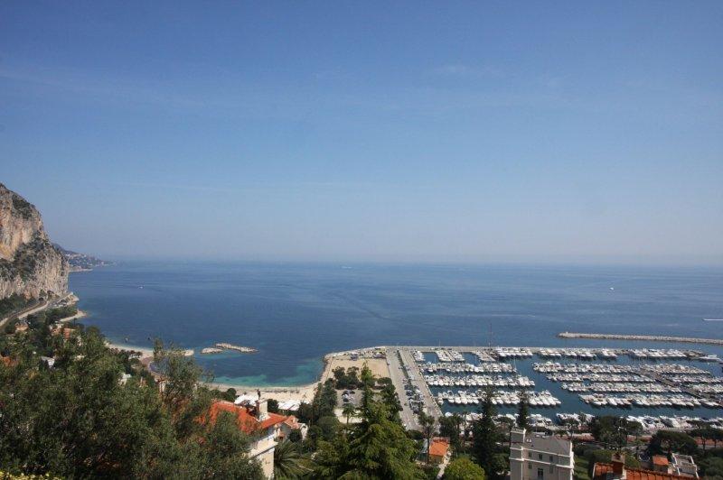 brand new contemporary villa with sea views