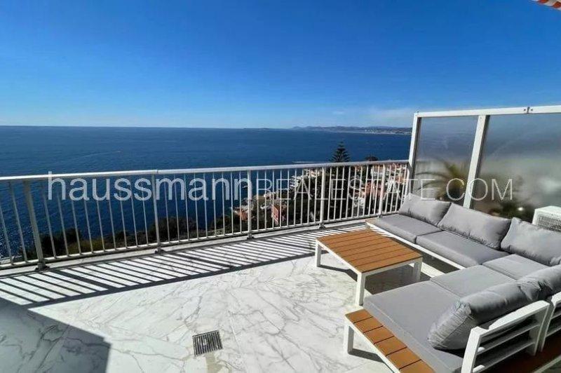 breathtaking sea view penthouse