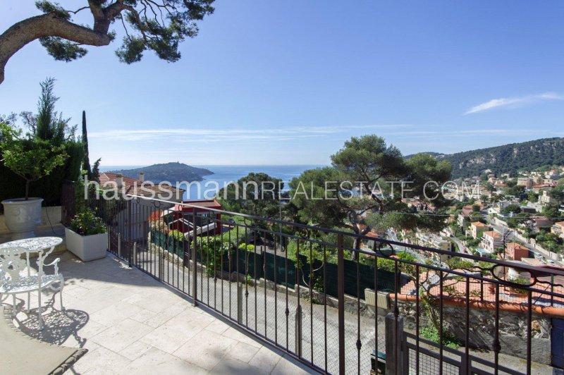 charming  house - a panoramic sea vew