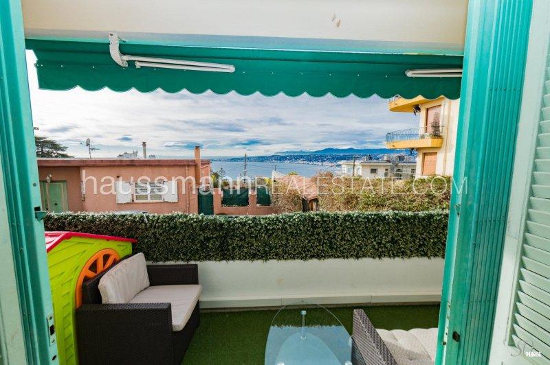 palais du mont boron - apartment with sea view