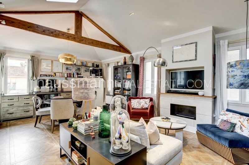 renovated pied-à-terre in the heart of beaulieu sur mer of 46 sqm