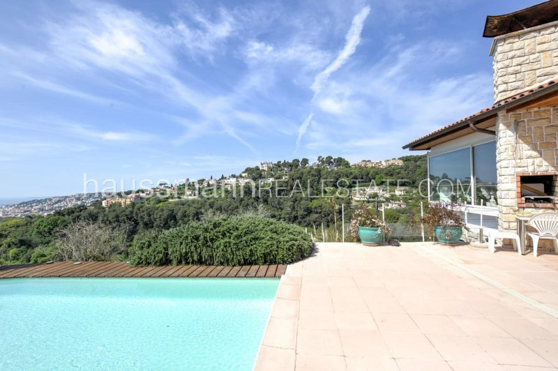 secure domain with panoramic views